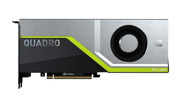 Nvidia Quadro RTX 6000 and RTX 5000 already in presale